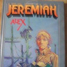 Cómics: JEREMIAH--ALEX. Lote 72306939