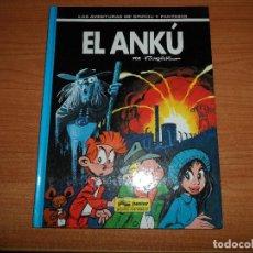 Cómics: LAS AVENTURAS DE SPIROU Y FANTASIO Nº 39 EL ANKU EDICIONES JUNIOR GRIJALBO. Lote 72401327