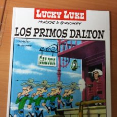 Cómics: LUCKY LUKE LOS PRIMOS DALTON (TAPA DURA). Lote 72692231