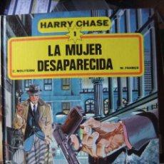 Cómics: HARRY CHASE Nº 1 LA MUJER DESAPARECIDA GRIJALBO/DARGAUD. Lote 72747291