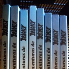 Cómics: ASTERIX TOMOS DEL 1 AL 8 EDICION DEL 1991 COMPLETA. Lote 73685851