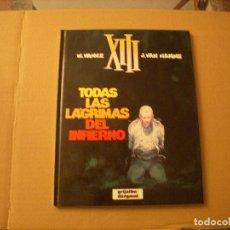 Cómics: XIII Nº 3, TAPA DURA, EDITORIAL NORMA. Lote 74185759