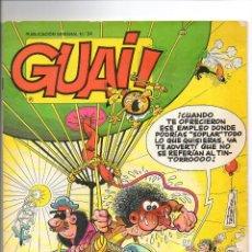 Cómics: GUAI! Nº 34 ** GRIJALBO **. Lote 74328479