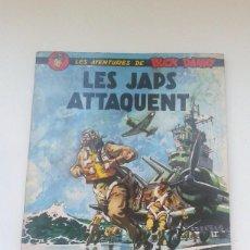 Cómics: COMIC LES AVENTURES BUCK DANNY,DUPUIS,LES JAPS ATTAQUENT - COMIC EN FRANCES,AÑO 1966. Lote 74335511