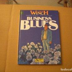 Cómics: LARGO WINCH Nº 4, TAPA DURA, EDITORIAL GRIJALBO. Lote 74731003