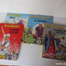 Cómics: LOTE 4 NUMEROS 2 - 8 - 10 - 14 - PARTIT DE TORNADA - LA GRAN DECISIO - EL RETORN - ALARMA EN EL MUSE. Lote 74956707