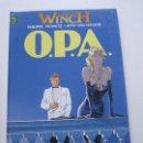 Cómics: LARGO WINCH Nº 3: O.P.A., DE FRANCQ Y VAN HAMME ( GRIJALBO JUNIOR, 1993) BUEN ESTADO ETX. Lote 75498515