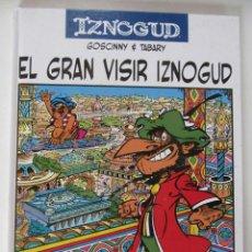Cómics: IZNOGUD - Nº 1 EL GRAN VISIR IZNOGUD - GOSCINY & TABARY - PLANETA - TAPA DURA -. Lote 75653987