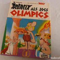 Cómics: COMIC-(MS)TAPA DURA-ASTERIX ALS JOCS OLIMPICS (CATALÁ). Lote 75715839