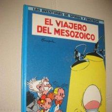 Cómics: LAS AVENTURAS DE SPIROU Y FANTASIO Nº 11 EL VIAJERO DEL MESOZOICO EDICIONES JUNIOR GRIJALBO. Lote 75716871