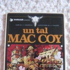Cómics: MAC COY - UN TAL MAC COY N. 2. Lote 75897079