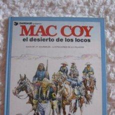 Cómics: MAC COY - EL DESIERTO DE LOS LOCOS N. 14. Lote 75897675