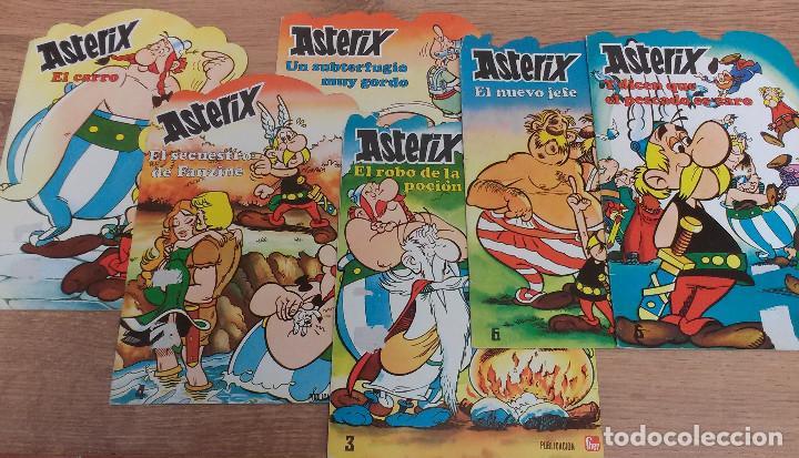 COLECCION COMPLETA ASTERIX - FHER 1981 - 6 EJEMPLARES COMPLETA (Tebeos y Comics - Grijalbo - Asterix)