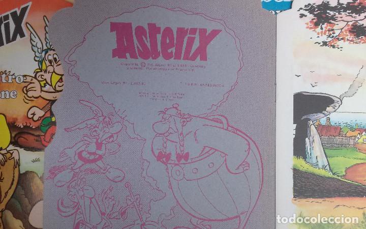 Cómics: Coleccion completa ASTERIX - Fher 1981 - 6 Ejemplares completa - Foto 2 - 75981035