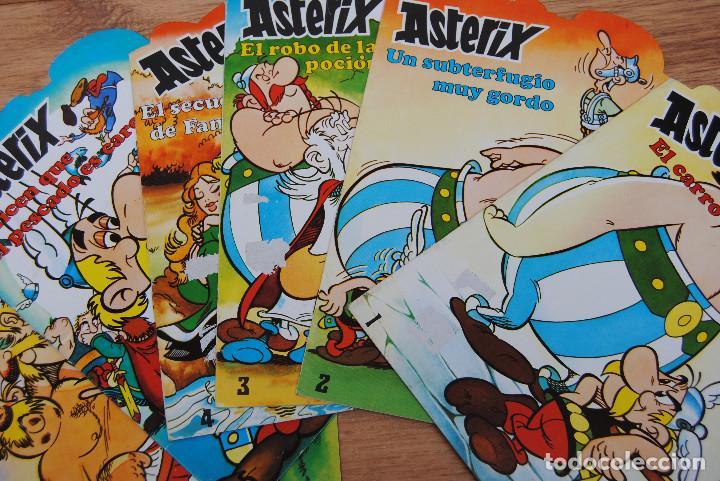 Cómics: Coleccion completa ASTERIX - Fher 1981 - 6 Ejemplares completa - Foto 3 - 75981035