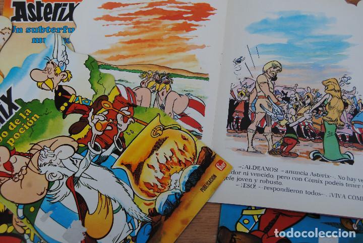Cómics: Coleccion completa ASTERIX - Fher 1981 - 6 Ejemplares completa - Foto 4 - 75981035