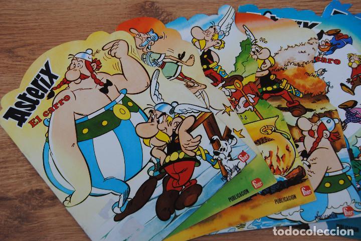 Cómics: Coleccion completa ASTERIX - Fher 1981 - 6 Ejemplares completa - Foto 5 - 75981035