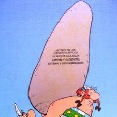 Cómics: ASTERIX TOMO GUAFLEX LUJO NUMERO TOMO 2 AÑO 1990. Lote 76069767