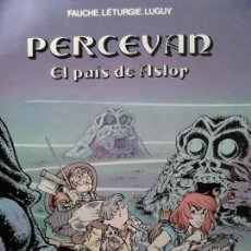 Cómics: PERCEVAN 4. Lote 121134740