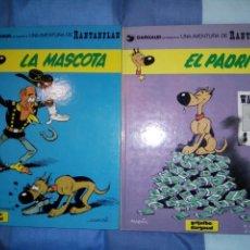 Cómics: RANTANPLAN CATALÁN NÚMEROS 1 Y 2 SPIN-OFF DE LUCKY LUKE. Lote 76177209