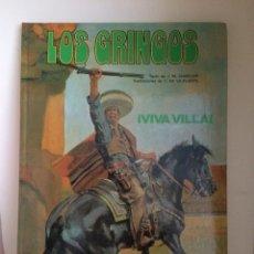 Cómics: LOS GRINGOS. VIVA VILLA. TAPA DURA . GRIJALBO. Lote 76573783