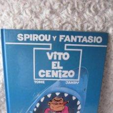 Cómics: SPIROU Y FANTASIO - VITO EL CENIZO - N. 29. Lote 76885367