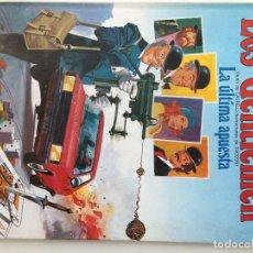 Cómics: LOS GENTLEMEN Nº 2. BUEN ESTADO. Lote 77085325
