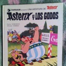 Cómics: ASTERIX Y LOS GODOS (GRIJALBO). Lote 77522393