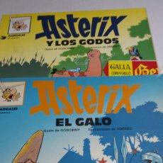 Cómics: LOTE 2 COMICS ASTÉRIX GRIJALBO AÑO 95. Lote 77914363