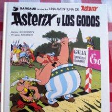 Cómics: COMIC ASTERIX Y LOS GODOS NUM LOMO 2 GRIJALBO TAPA DURA. Lote 78153165