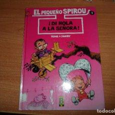 Cómics: EL PEQUEÑO SPIROU Nº 1 TAPA DURA EDICIONES B 1994. Lote 78626661