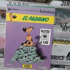 Cómics: RANTANPLAN Nº 2. EL PADRINO. GRIJALBO 1988.. Lote 78878609