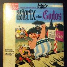 Cómics: ASTERIX 1966 EDITORIAL MOLINO TAPAS DURAS Y LOS GODOS RARO. Lote 78919801