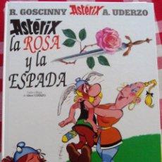 Cómics - Asterix Comic Editado Circulo Lectores Tapa dura sin numero lomo. La rosa y la espada - 78920553
