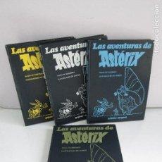 Cómics: TURAS DE ASTERIX. TOMO 1/3/4/6. COMICS GRIJALBO DARGAUD. 1983. VER FOTOGRAFIAS ADJUNTAS. Lote 79243517