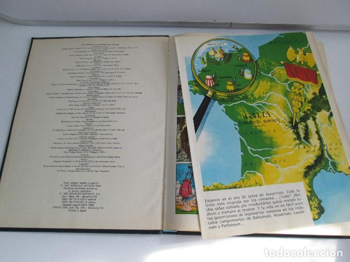 Cómics: TURAS DE ASTERIX. TOMO 1/3/4/6. COMICS GRIJALBO DARGAUD. 1983. VER FOTOGRAFIAS ADJUNTAS - Foto 8 - 79243517