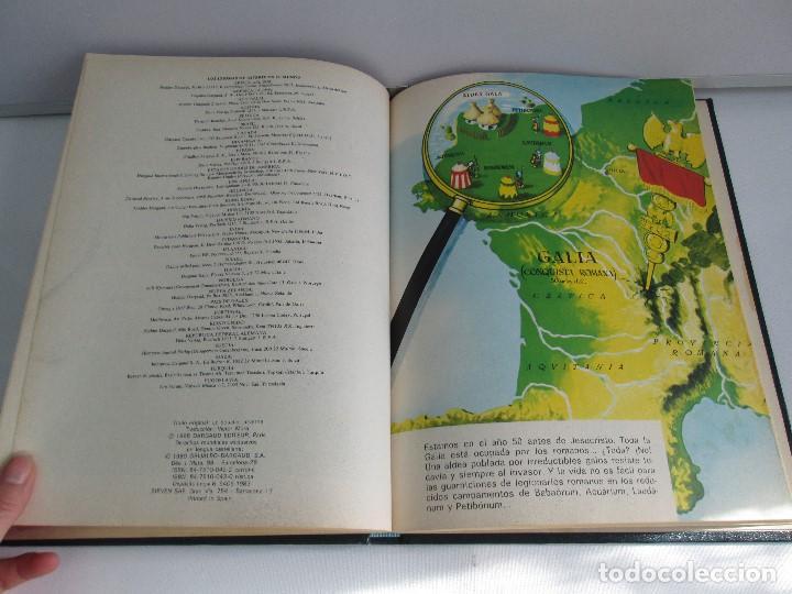 Cómics: TURAS DE ASTERIX. TOMO 1/3/4/6. COMICS GRIJALBO DARGAUD. 1983. VER FOTOGRAFIAS ADJUNTAS - Foto 18 - 79243517