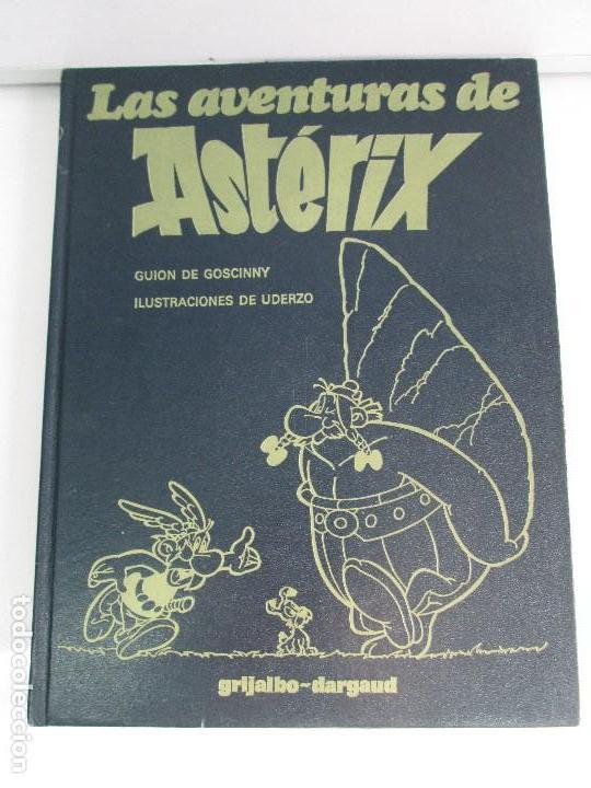 Cómics: TURAS DE ASTERIX. TOMO 1/3/4/6. COMICS GRIJALBO DARGAUD. 1983. VER FOTOGRAFIAS ADJUNTAS - Foto 28 - 79243517