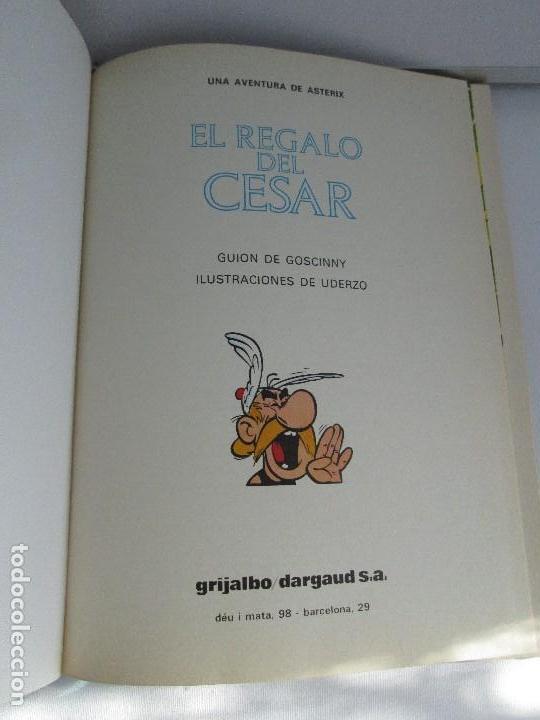 Cómics: TURAS DE ASTERIX. TOMO 1/3/4/6. COMICS GRIJALBO DARGAUD. 1983. VER FOTOGRAFIAS ADJUNTAS - Foto 29 - 79243517