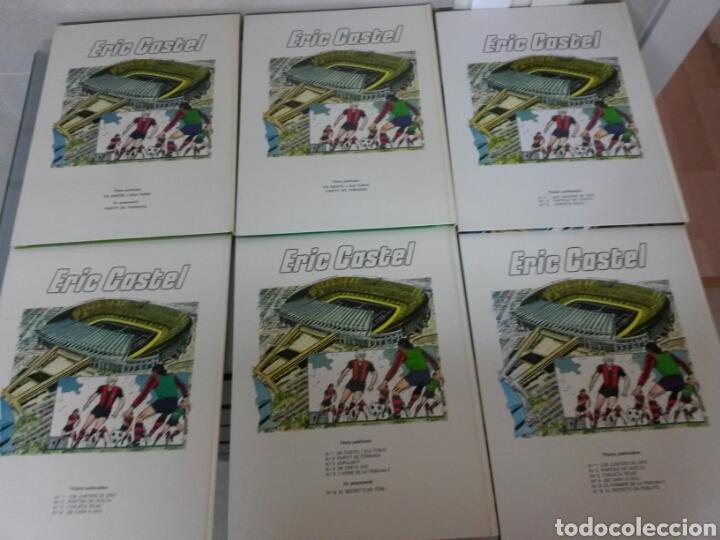 Cómics: 6x ERIC CASTEL No 1 al 6 JUNIOR GRIJALBO 1979/1982 (3 CATALA-3 CASTELLANO) MUY BUEN ESTADO - Foto 3 - 80071330