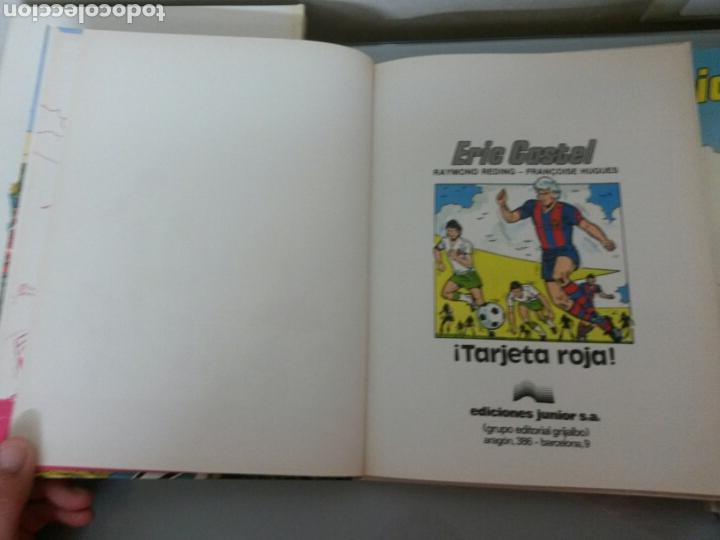 Cómics: 6x ERIC CASTEL No 1 al 6 JUNIOR GRIJALBO 1979/1982 (3 CATALA-3 CASTELLANO) MUY BUEN ESTADO - Foto 6 - 80071330