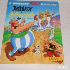 Cómics: ASTERIX Y LA TRAVIATA. Lote 80087749