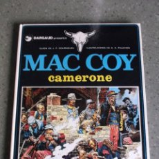 Cómics: MAC COY Nº 11 CAMERONE GRIJALBO 1984. Lote 80338541