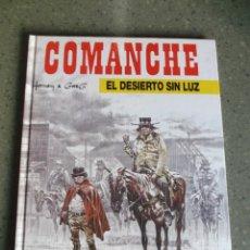 Cómics: COMANCHE Nº 5 EL DESIERTO SIN LUZ ED. GRIJALBO . Lote 80341685