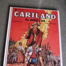 Cómics: CARTLAND Nº 8 EL NIÑO LUZ ED. GRIJALBO 1990 TAPAS DURAS. Lote 80342669