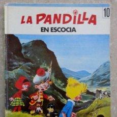 Cómics: LA PANDILLA EN ESCOCIA - ROBA - JAIMES LIBROS EPITOM. Lote 184358092