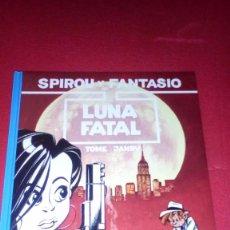 Cómics: SPIROU Y FANTASIO N° 43 EDICIONES GRIJALBO EL ESTADO ES NORMAL. Lote 80408545