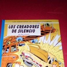Cómics: SPIROU Y FANTASIO N° 45 EDICIONES GRIJALBO EL ESTADO ES NORMAL. Lote 80408605