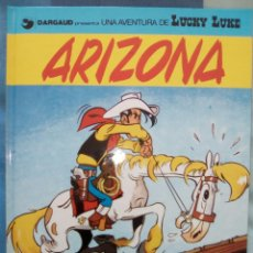 Cómics: LUCKY LUKE ARIZONA. EN CATALÀ. Lote 80454014