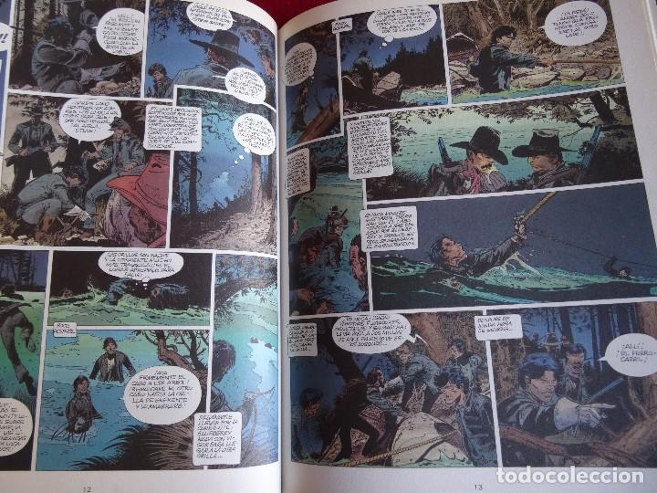 Cómics: LA JUVENTUD DE BLUEBERRY Nº 28 , EL RAID INFERNAL , CHARLIER - WILSON - Foto 2 - 80465753